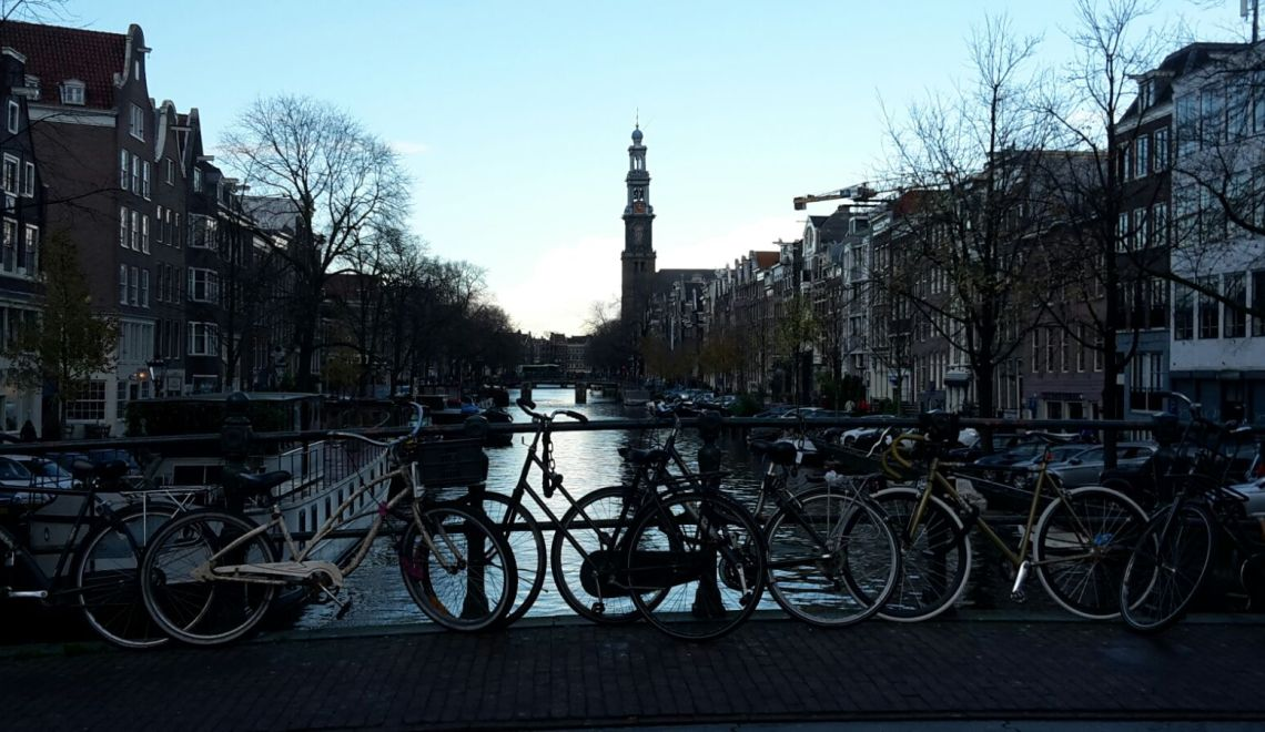Traveler's Log: Amsterdam