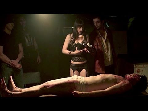 American-Mary-performing-surgery-in-underwear