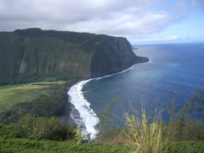 Hamakua Coast Hawaii, Big Island
