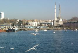 Bosphorus view Kadikoy
