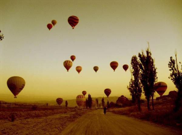 Capadocia baloons