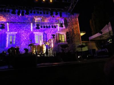 Jazz Night in France's Wine Country