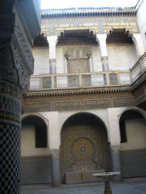 Fes Glaoui Palace