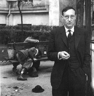 William S. Burroughs – Junkie Vagabond