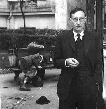 burroughs in London