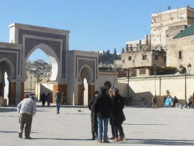 artisanal tour of Fez, Morocco