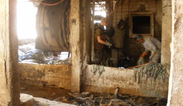 Meeting Artisans in the Fez Medina