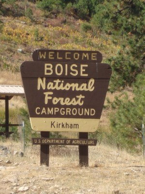 Boise National Forest