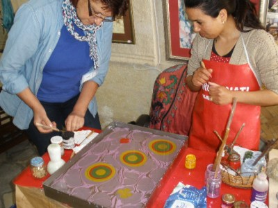 food, art and wine in Cappadocia