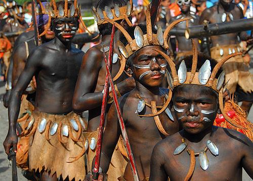 The Visayas : Ati-atihan Festival