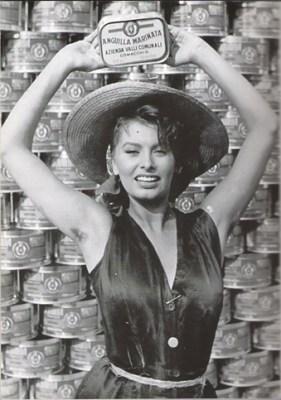 Eels of Sophia Loren