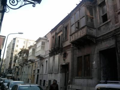 Izmir neighborhoods