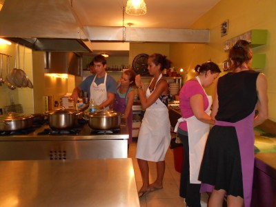 cooking class at Cooking Alaturka Istanbul