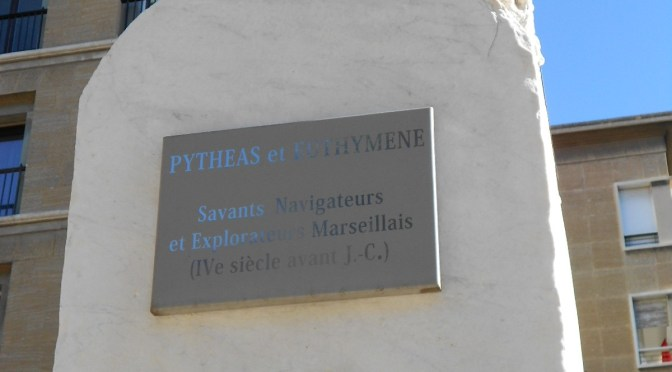 Marseille, Pytheas the Navigator