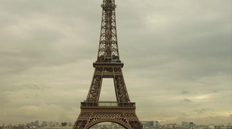 Eiffel Tower in Miniature - Just Kidding