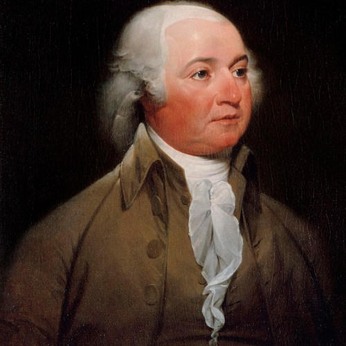 John Adams, given several unflattering titles behind his back including His Rotundity, the Duke of Braintree and Your Superfluous Excellency