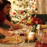 Ceia de Natal - Um cardápio completo