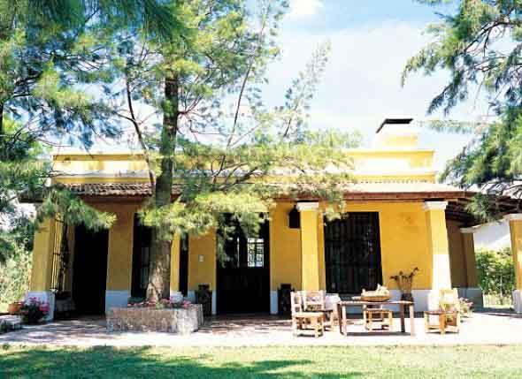 16 Fachadas De Casas De Campo E 4 Elementos Importantes
