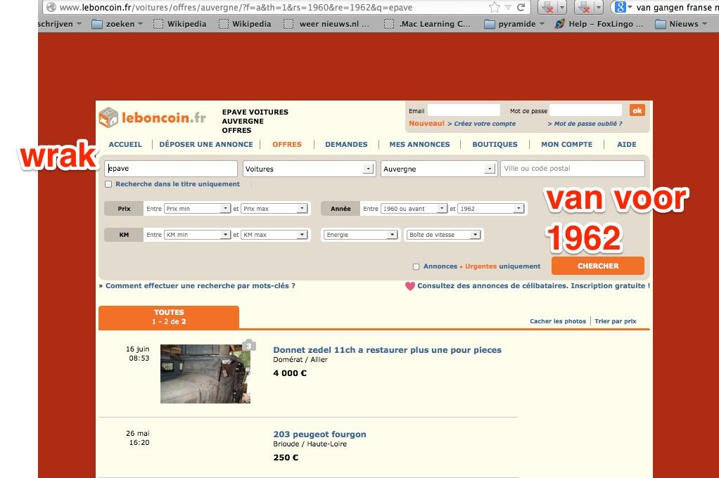 Tweedehands kopen in frankrijk de franse marktplaats vakantiehuis auvergne - Leboncoin fr immobilier auvergne ...