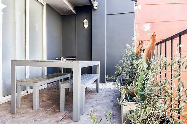 Superbe Appartement Meubl S Louer Valencia Flat Rental