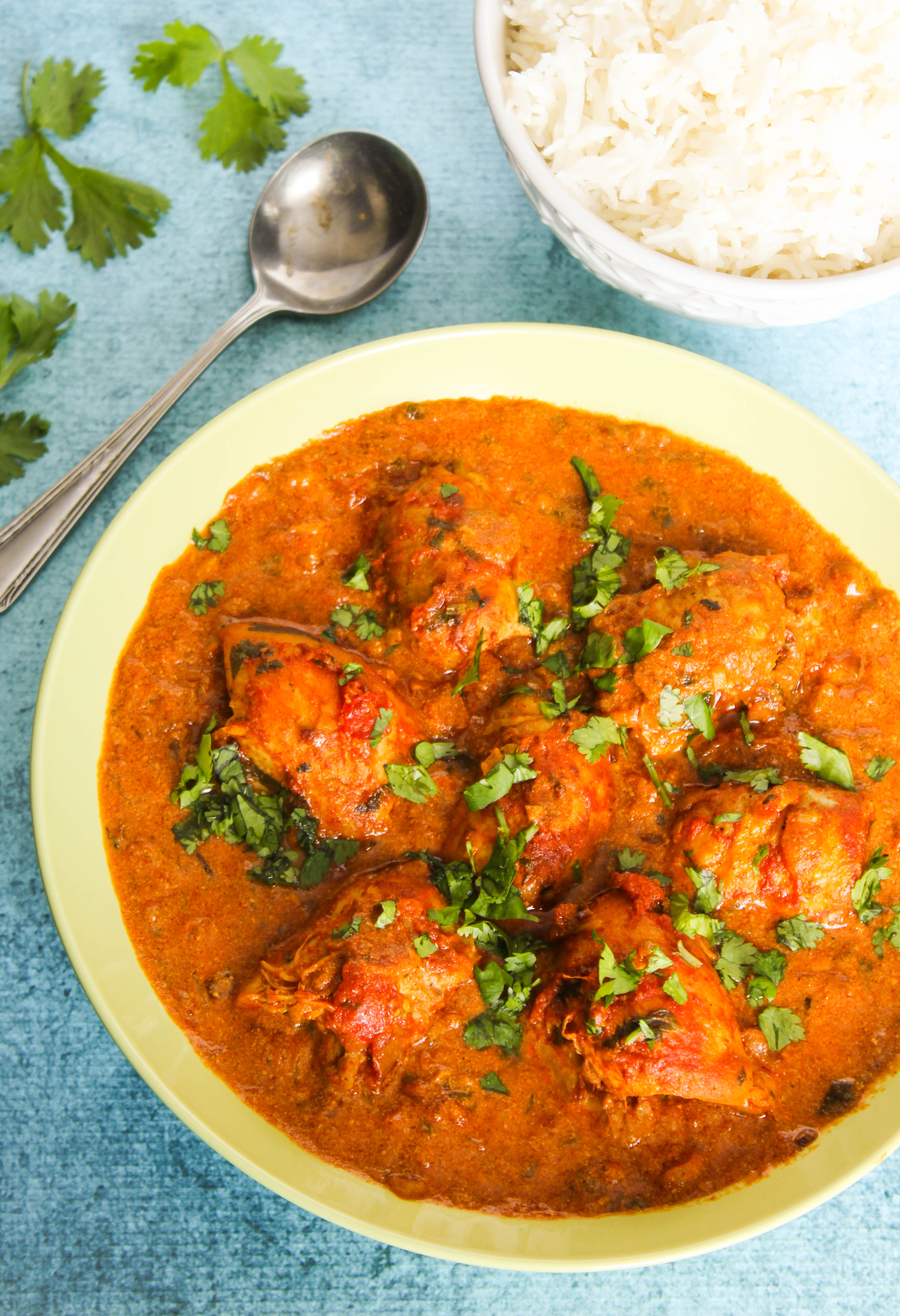 chicken curry ii indian chicken and spinach indian chicken curry ii ...