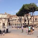 One-way ticket to Rome - Valises & Gourmandises