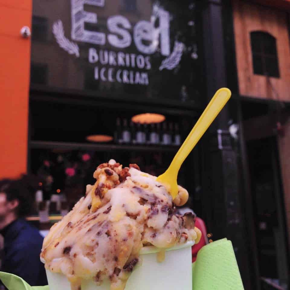Vegan ice cream in Berlin