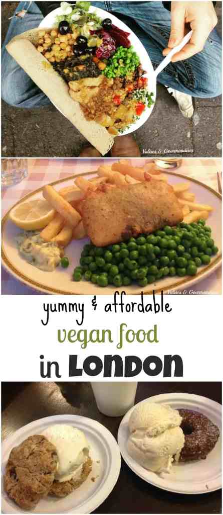 Discover where to find the best vegan food while in London.