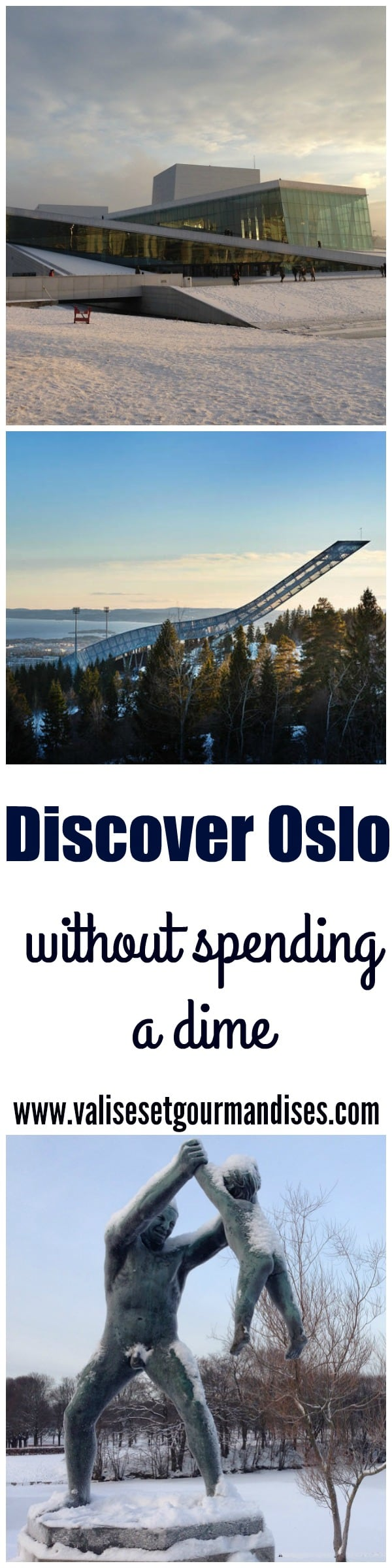 Visit Oslo without breaking the bank - Valises & Gourmandises