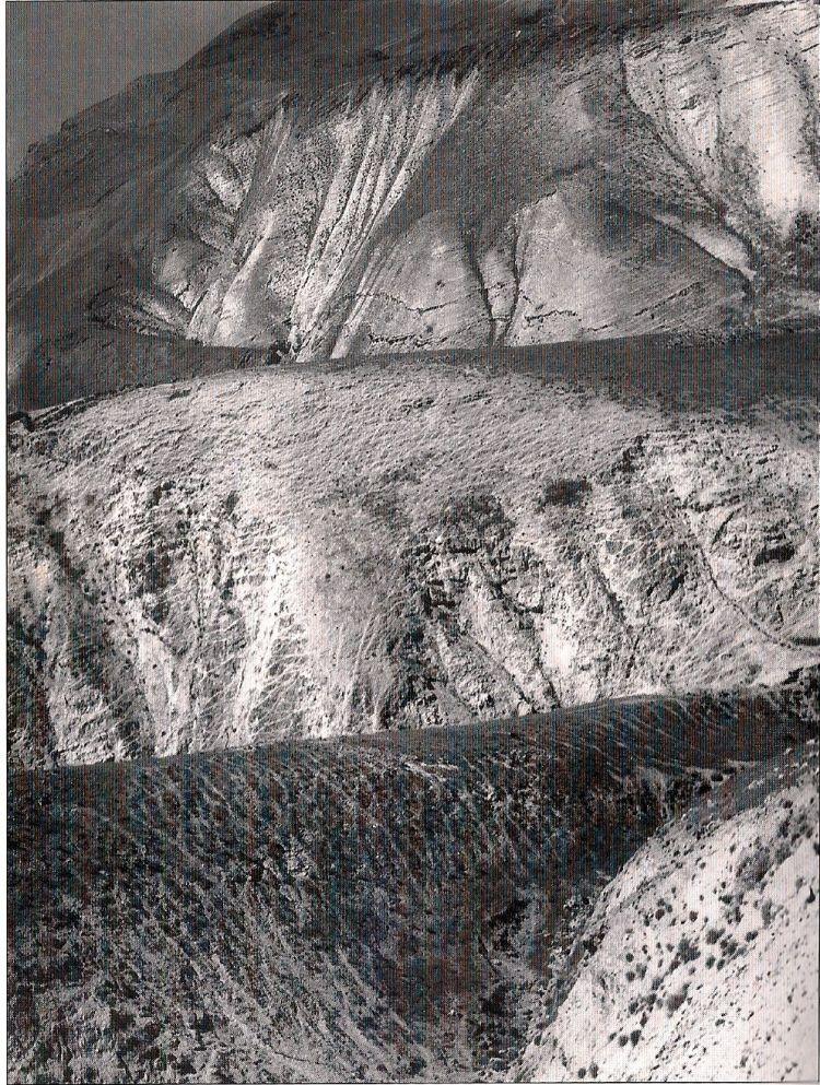 Gaspar en el desierto de Judea