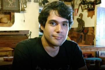Luis Cruz, retrato