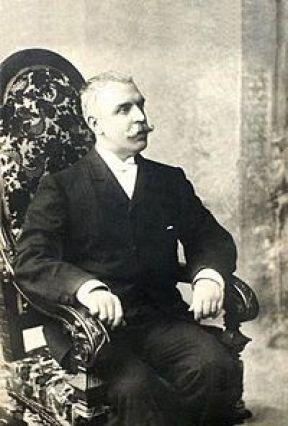 El intelectual y escritor Manuel González-Prada.