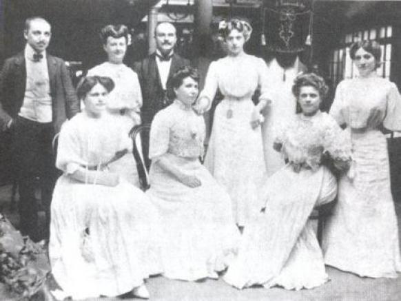 Orquesta de Damas Vienesas.
