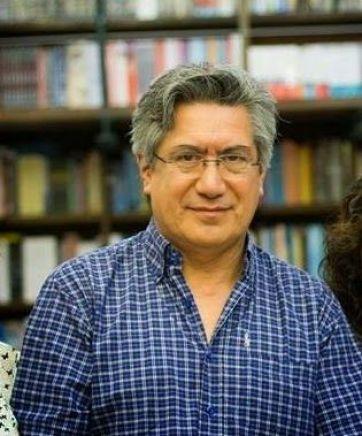 El escritor Alfredo Pita