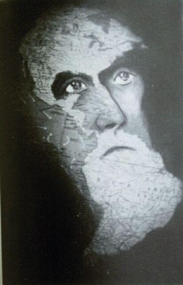 """""""Última Máscara"""". Montaje de Juan Larrea."""