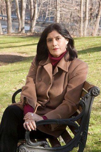 La poeta Mariela Dreyfus