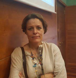La poeta Itzíar López Guil.