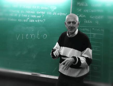 El poeta Roberto Cignoni.