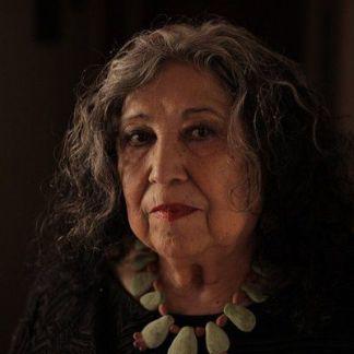 La poeta Carmen Berenguer