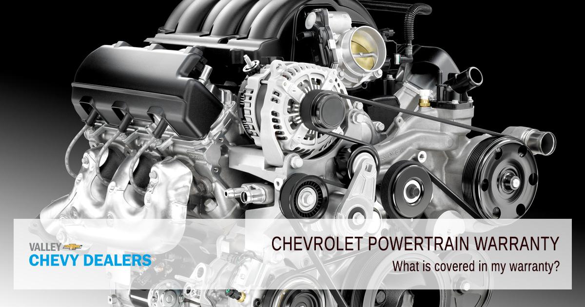 Chevrolet Powertrain Warranty Breakdown Valley Chevy