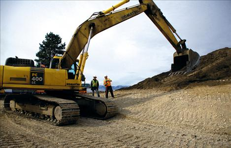 Valley Journal Construction begins on Walmart Supercenter
