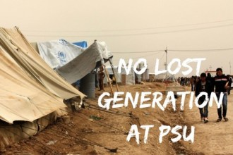 Posted by No Lost Generation at PSU | @nolostgenerationpsu