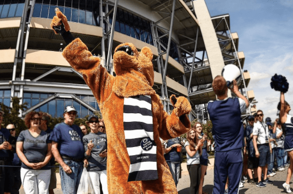 Posted by Penn State Athletics   @gopsusports