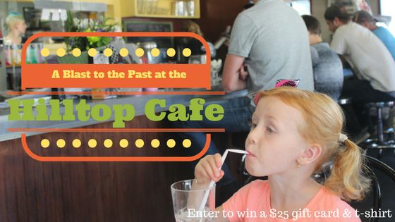 A Blast to the Past at the Hilltop Diner Cafe