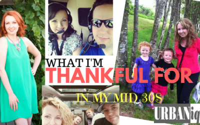 What I'm Thankful For in My Mid 30s
