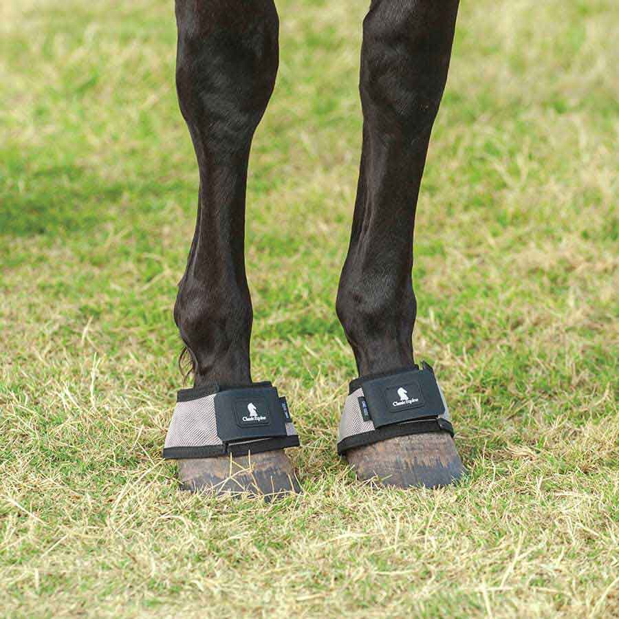Magntx Magnetic Equine Therapy Horse Bell Boots Classic