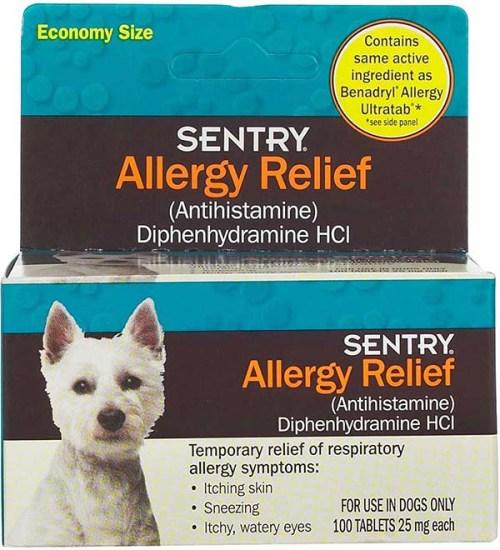 Medium Of Benadryl For Dogs