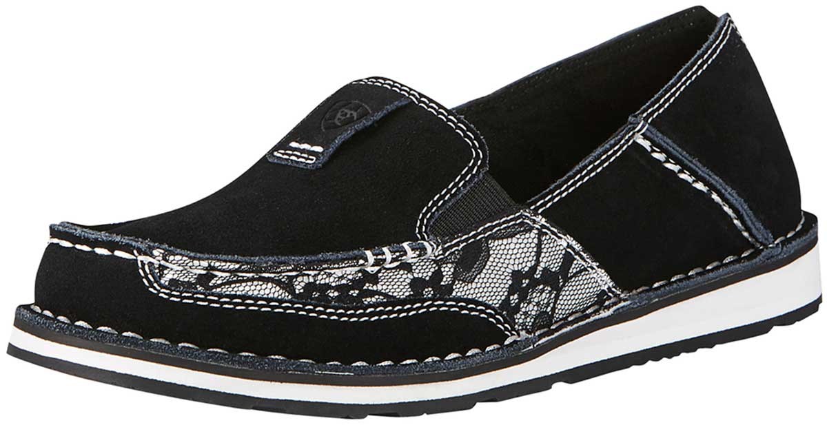 Cruiser Womens Slip On Shoes Ariat Womens Casual