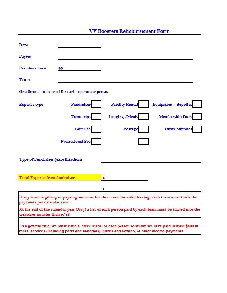 mileage reimbursement form - solarfm - reimbursement form