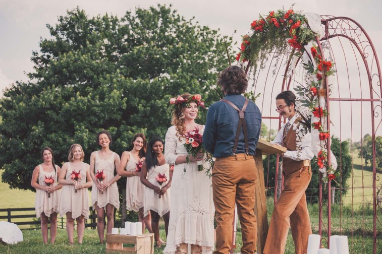 Holmes Wedding   Pangtography   Valley View Farms Weddings & Events